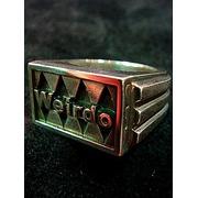 WEIRDO/ウィアード SIG RING WJ001